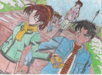 DC: HeijixKazuha by DCaptx4869