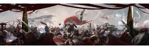 DIEries Chapter VIII The Mercenaries by ArtemyMaslov