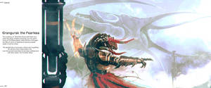 Krogan Beast Master Rush by ArtemyMaslov