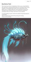 MassEffect/KAHJE/Gurbinia fish by ArtemyMaslov
