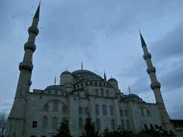 Blue Mosque 1 by RozenGT