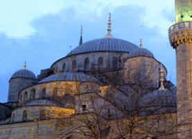Blue Mosque 3 by RozenGT