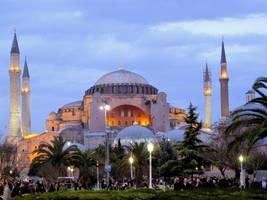 Hagia Sophia 2 by RozenGT