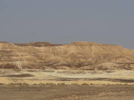 Negev Mountains by RozenGT