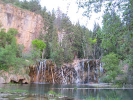 Hanging Lake by RozenGT