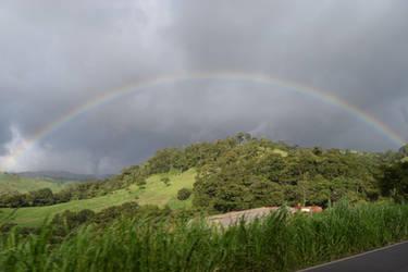 Costa Rican Rainbow #3 by RozenGT