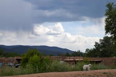 Taos Pueblo 4 by RozenGT