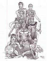 Doodles/Sketches #88 by WaywardMartian