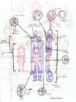 Doodles/Sketches #90 by WaywardMartian