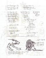 Doodles/Sketches #91 by WaywardMartian