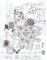Doodles/Sketches #119 by WaywardMartian