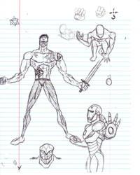 Doodles/Sketches #120 by WaywardMartian