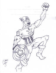 Doodles/Sketches #126 by WaywardMartian