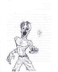 Doodles/Sketches #129 by WaywardMartian