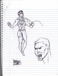 Doodles/Sketches #131 by WaywardMartian