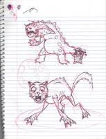 Doodles/Sketches #150 by WaywardMartian
