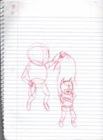 Doodles/Sketches #159 by WaywardMartian