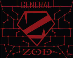 General Zod by WaywardMartian