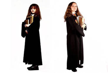 Cosplay of Hermione by liligaltran