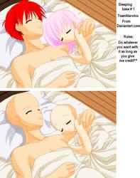 Sleeping Base by TeamNarutox