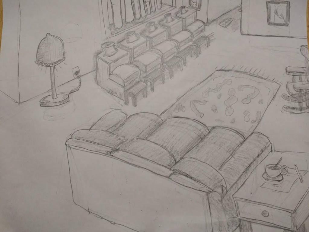 strange room by westernwinds