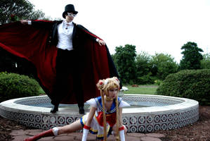 Sailor Moon-Fight Till the End by Ginger-Hero