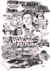 Back to the Future by Quadcabbage