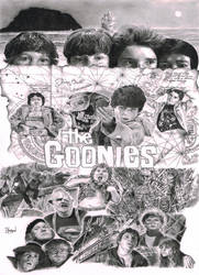 The Goonies by Quadcabbage