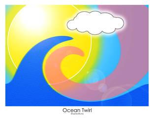 Ocean Twirl by shayne