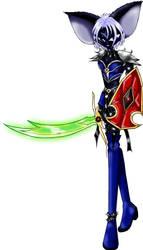 Jais the Knight by ManaMagician