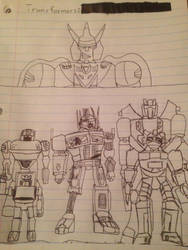 Transformers: *classified information* by TyTyTec