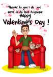 Valentine's Card 2012 by Rene-L