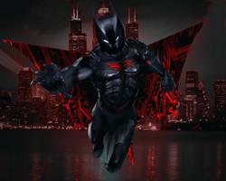 Batman Beyond Rl by Rene-L