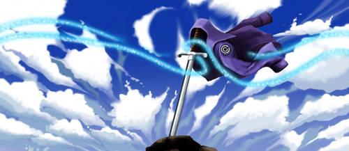 Blue Wind of Hope by MSprinkleZ