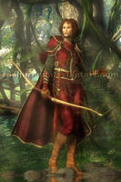 Saelethil by Tasharene
