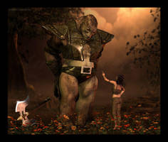 Bad Troll, No Cookie by Tasharene