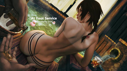 At Your Service 02B by 21YC