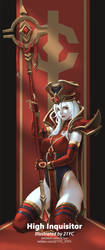 High Inquisitor by 21YC