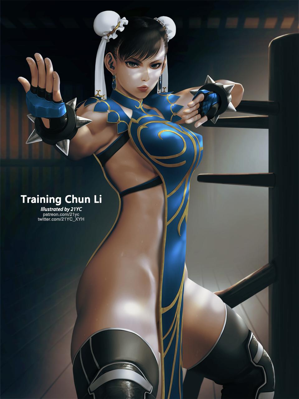 chun li rule 34