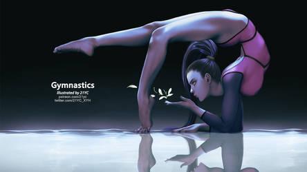 Gymnastics by 21YC