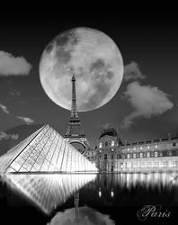 Paris by nightfoxhu