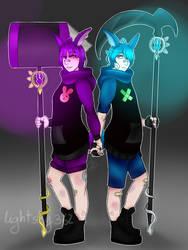 Twins by lightsky362