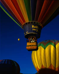 Up Up and Away by nielsphoto
