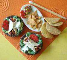 Mexican Food by PetitPlat