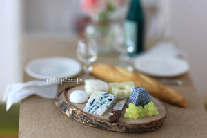 Cheese is Cool Too by PetitPlat