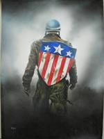 Captain America by CBailey52