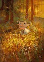 In Woods With A Boy by huanGH64