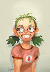 Awkward! by huanGH64