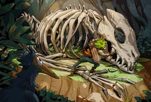 bones by huanGH64
