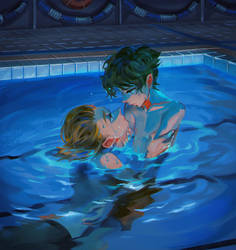 swim with me by huanGH64